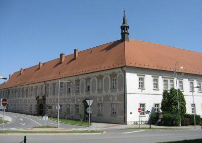 Stavební úpravy piaristického kláštera-III.etapa-1.NP