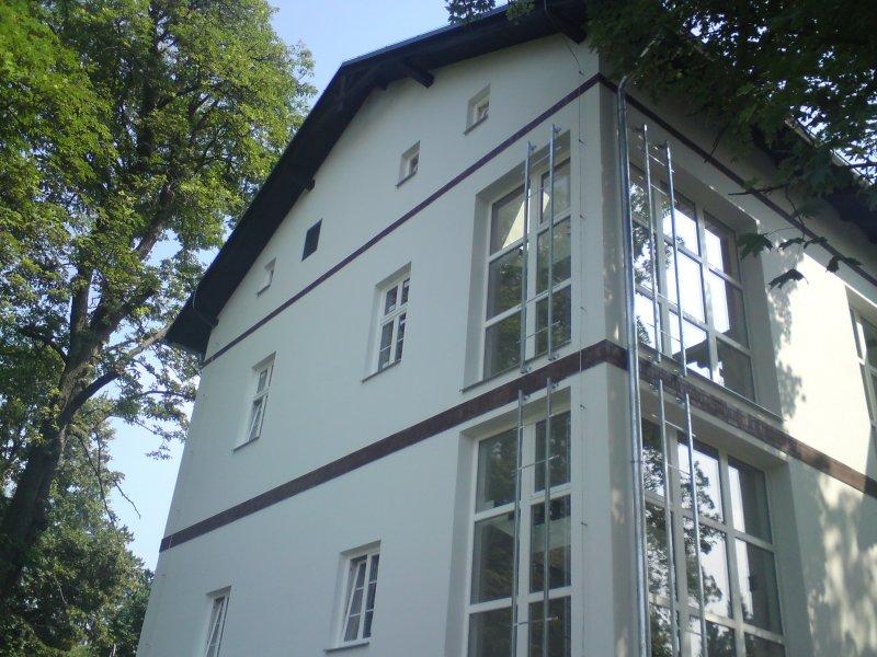 DNZ Kyjovice-Přístavba a úpravy domu č.p. 104 Realizace