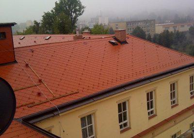 REKO střechy soc. služeb DS Frýdlant nad Ostravicí