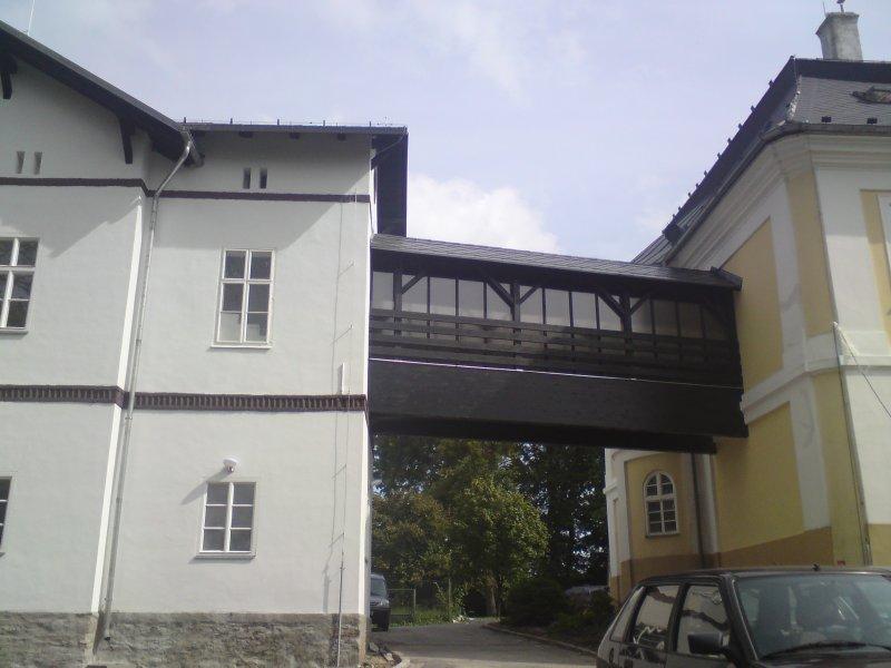 DNZ Kyjovice-Přístavba a úpravy domu č.p. 104