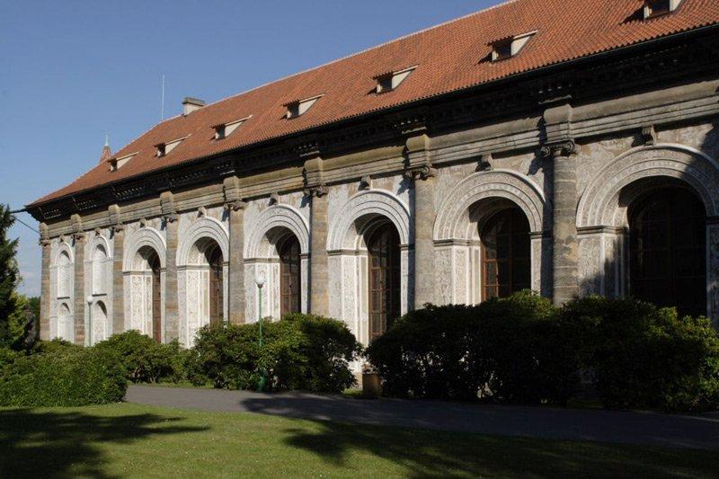 Pražský hrad-Míčovna