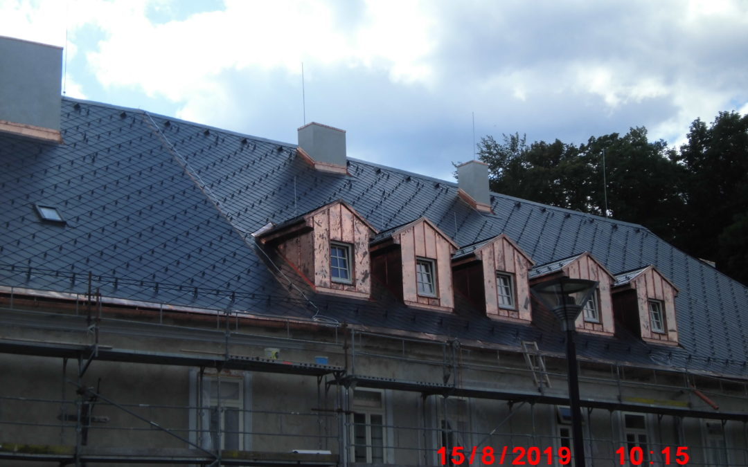 Multifunkční dům Puškinova 7 Javorník