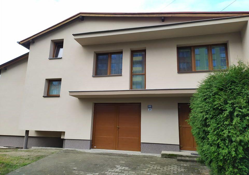 Rekonstrukce rodinného domu v Českém Těšíně